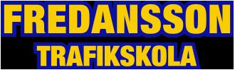 Fredansson Trafikskola och Utbildningscenter Logotyp