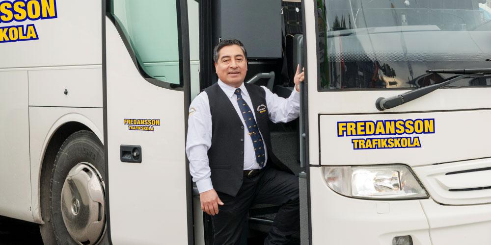 Yrkesutbildning Buss